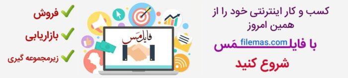 فایلمس ، سیستم بازاریابی و همکاری در فروش فایل
