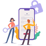 ایجاد نام کاربری در سیستم همکاری در فروش فایل مس