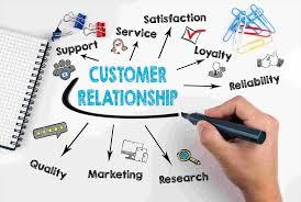 پاورپوینت مدیریت ارتباط با مشتری یا CRM کلید طلایی ارتباط با مخاطبین