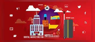 کاربرد دیجیتال مارکتینگ در گردشگری، هتلداری، فوتبال و سالن های آرایش