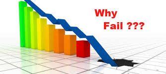 پاورپوینت مقاله 10 دلیل ورشکستگی کسب و کارها و دلایل شکست کارآفرینان