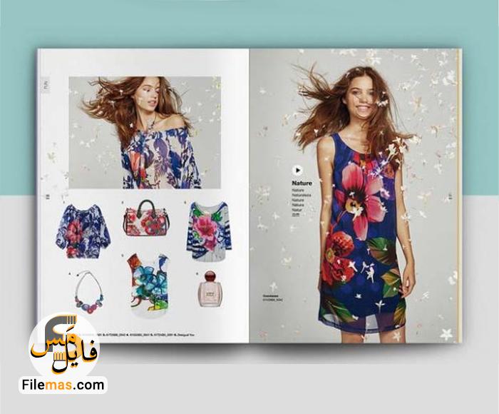 پاورپوینت مقاله استراتژی تبلیغات در صنعت پوشاک و تحلیل محیط برندهای جهانی
