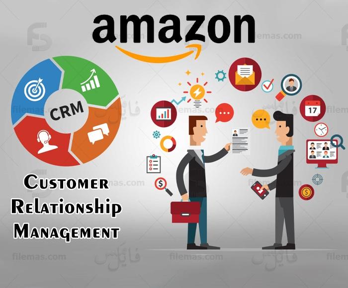 کتاب مدیریت ارتباط با مشتری آمازون | crm در شرکت آمازون pdf