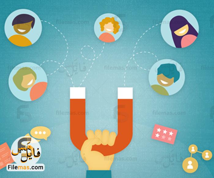 پاورپوینت استراتژی بازاریابی مشتری مدار | مشتری محوری در بازاریابی