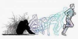 پاورپوینت تاثیر ورزش بر افسردگی
