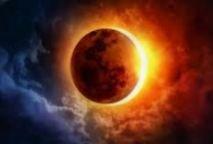 پاورپوینت کسوف و خسوف یا خورشید و ماه گرفتگی