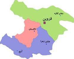 پاورپوینت استان قزوین
