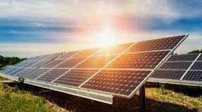پاورپوینت انرژی خورشیدی و نیروگاه خورشیدی